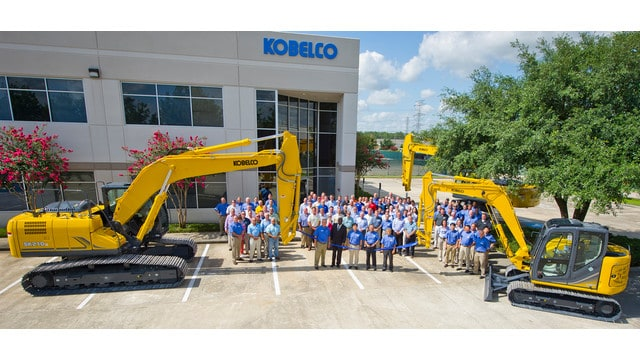 Kobelco's Rapid Growth Spurs Major U.S. Investment
