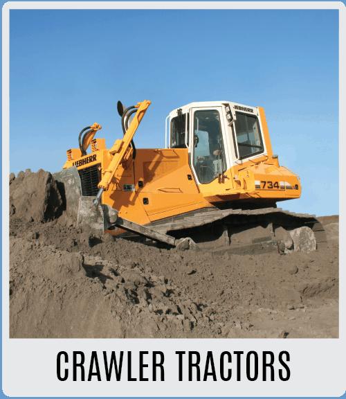 Liebherr Crawler Tractors