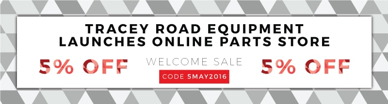Tracey Road Equipment Launches Online Parts Store