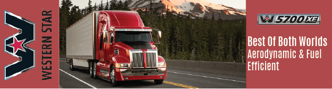 The Best Of Both Worlds | Western Star 5700XE Is Aerodynamic & Fuel Efficient