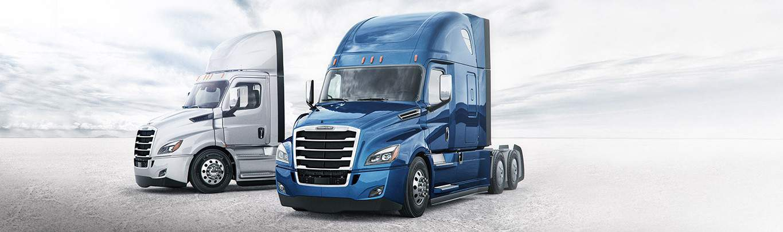 New 2018 Freightliner Cascadia