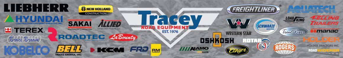 Tracey Road Logo