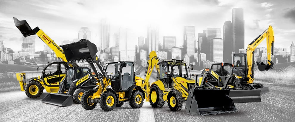 new holland construction equipment tracey road equipment skid steers