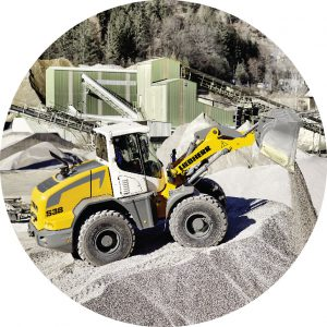 Liebherr Adds New L538 Wheel Loader to Mid-Size Line | Tracey Road Equipment