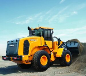 HL940 hyundai wheel loaders tracey road equipment