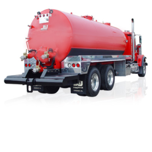 Water Trucks used in Hydrofracking