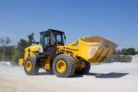 Tracey road equipment, tracey road, tracey, Kawasaki, wheel loader, Kawasaki wheel loader, Z7 Series, Z7 Series Wheel Loader
