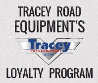 tracey road equipment, tracey road, tracey, customer rewards, customer loyalty, rewards, construction equipment, trucking dealership, trucking industry, construction industry, earn cash back, parts, service, rental