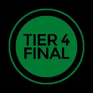 Tier 4 Final