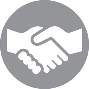 tracey road equipment mission statement | partnership| hand shake