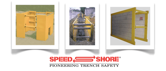 Speed Shore Trench Boxes