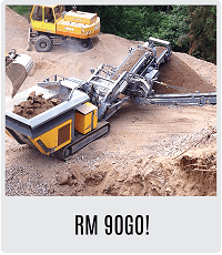 Rubble Master RM 90