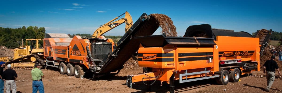doppstadt us tracey road equipment inc