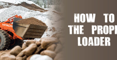 How to Choose the Proper Wheel Loader Bucket   Tracey Road Equipment