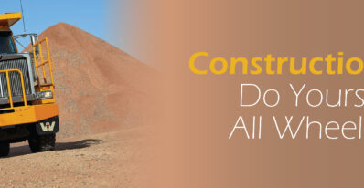 Construction Trucks: Do Yours Need All Wheel Drive?   Tracey Road Equipment