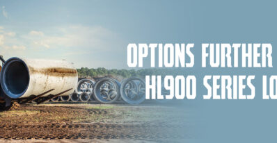 Options Further Enhance HL900 Series Loaders   Tracey Road Equipment