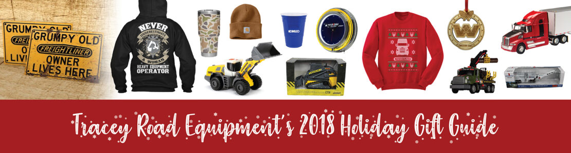 Tracey Road Equipment's 2018 Holiday Gift Guide