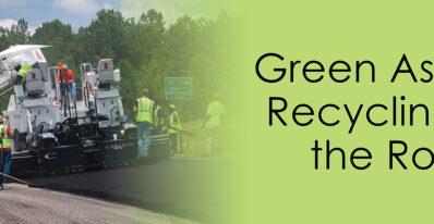 Green Asphalt Recycling Hits the Road Tracey Road Equipment Roadtec Road Equipment