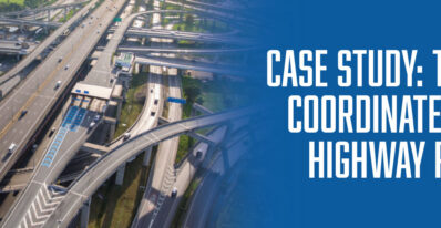 Case Study Telematics Coordinate Massive Highway Project   Tracey Road Equipment