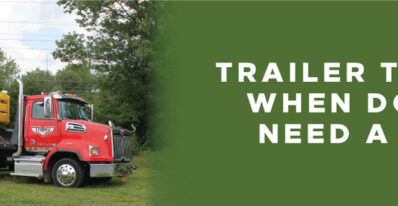 Trailer Towing When Do You Need a CDL | Tracey Road Equipment | Heavy Duty Trailers