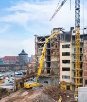 Liebherr R950 Demolition
