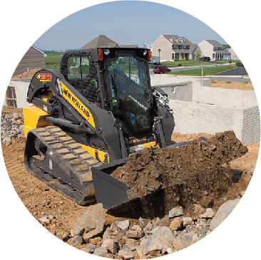 Compact Track Loaders- Which Undercarriage is Best? Tracey Road Equipment | Compact Track Loaders For Sale
