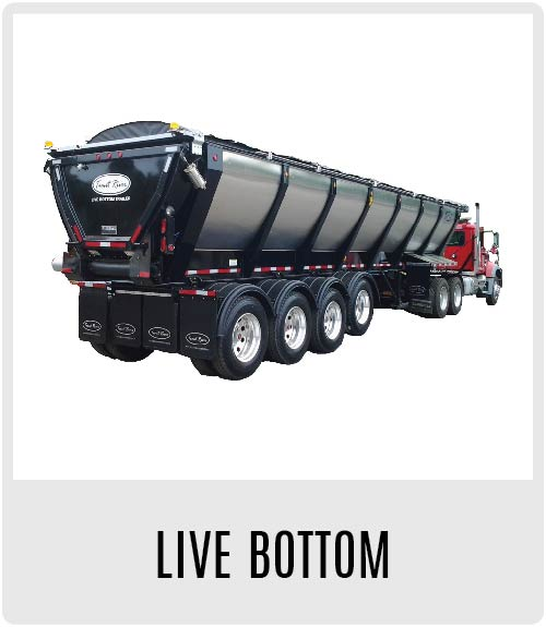 Trout River Trailers Live Bottom Trailers Tracey Road Equipment, Inc.