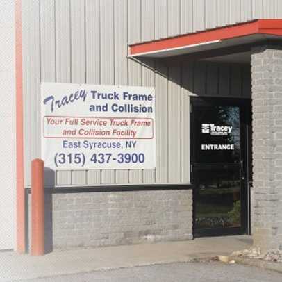 Tracey Collision Center | Heavy-Duty Truck & Equipment Repair