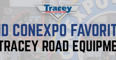 Find CONEXPO Favorites, Right Here at TRE