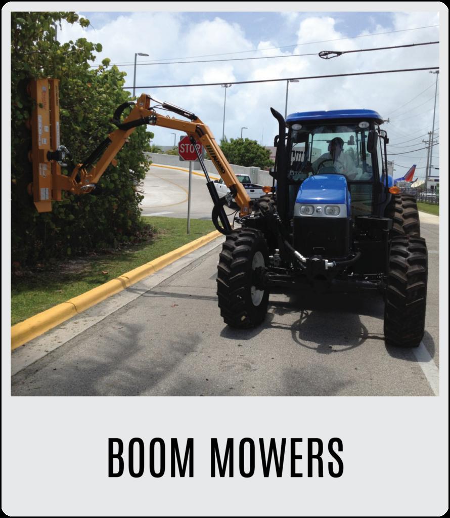 Alamo Boom Mowers