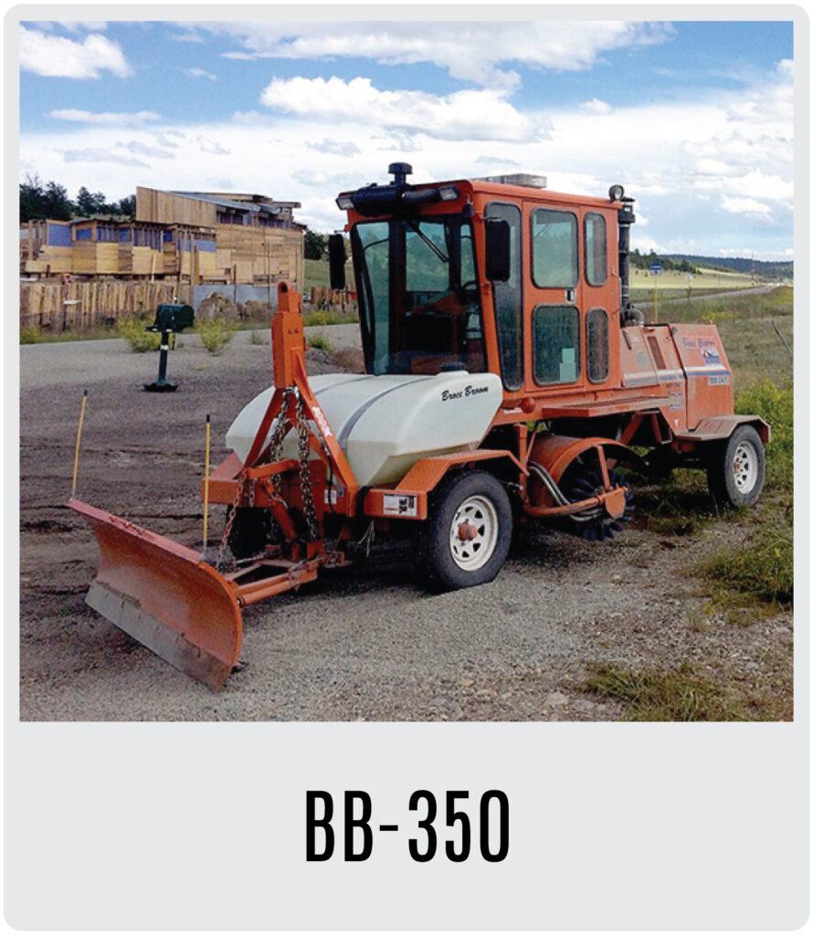 Broce BB-350 Brooms