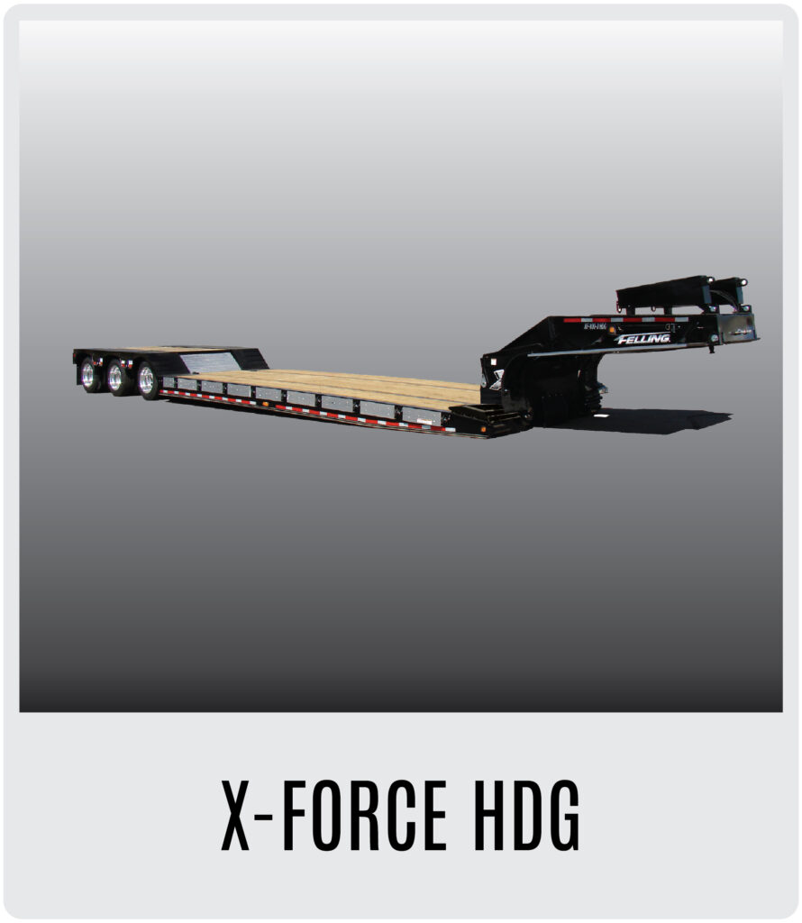 X-Force HDG Trailers