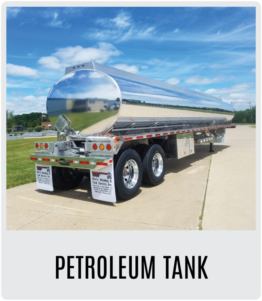 MAC Petroleum Tank Trailer