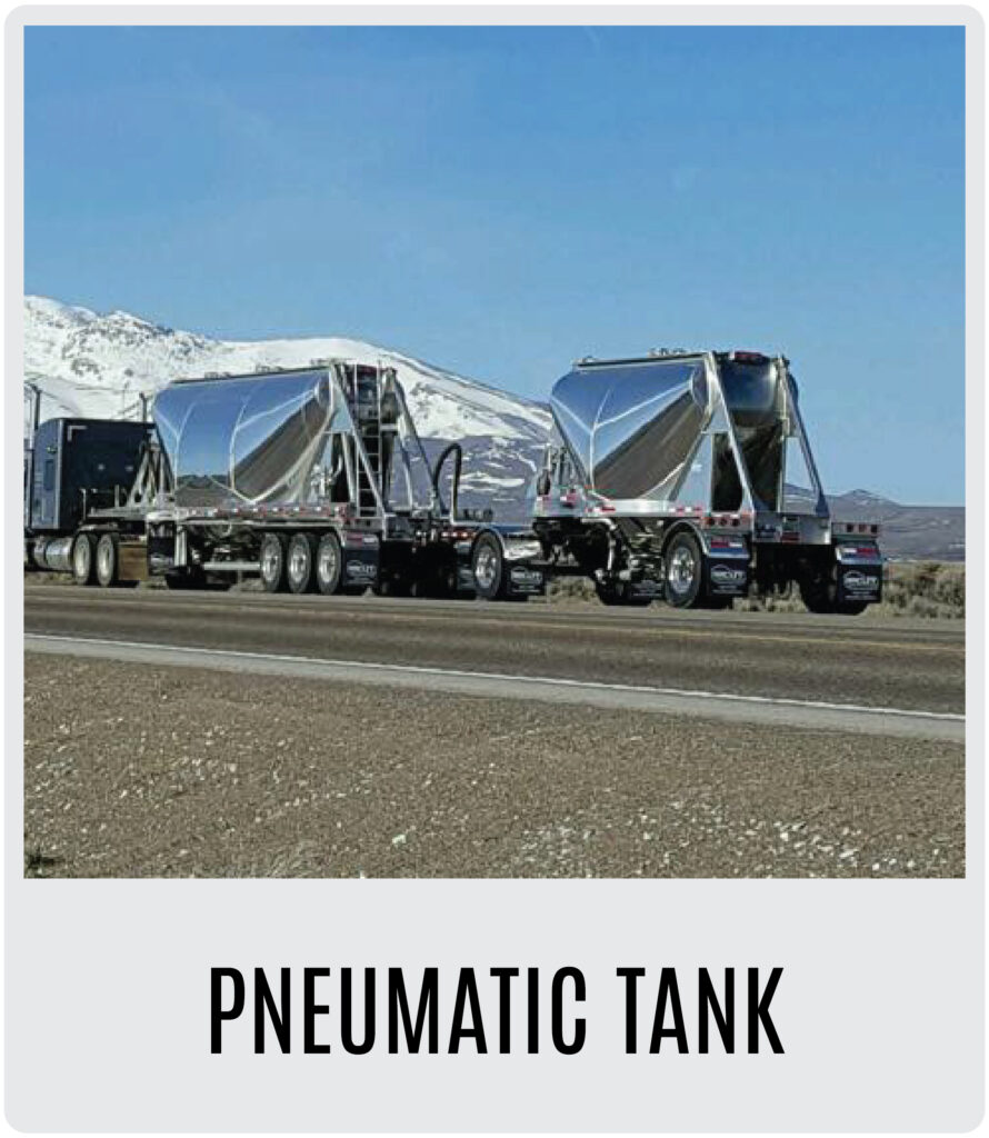 MAC Pneumatic Tank Trailers