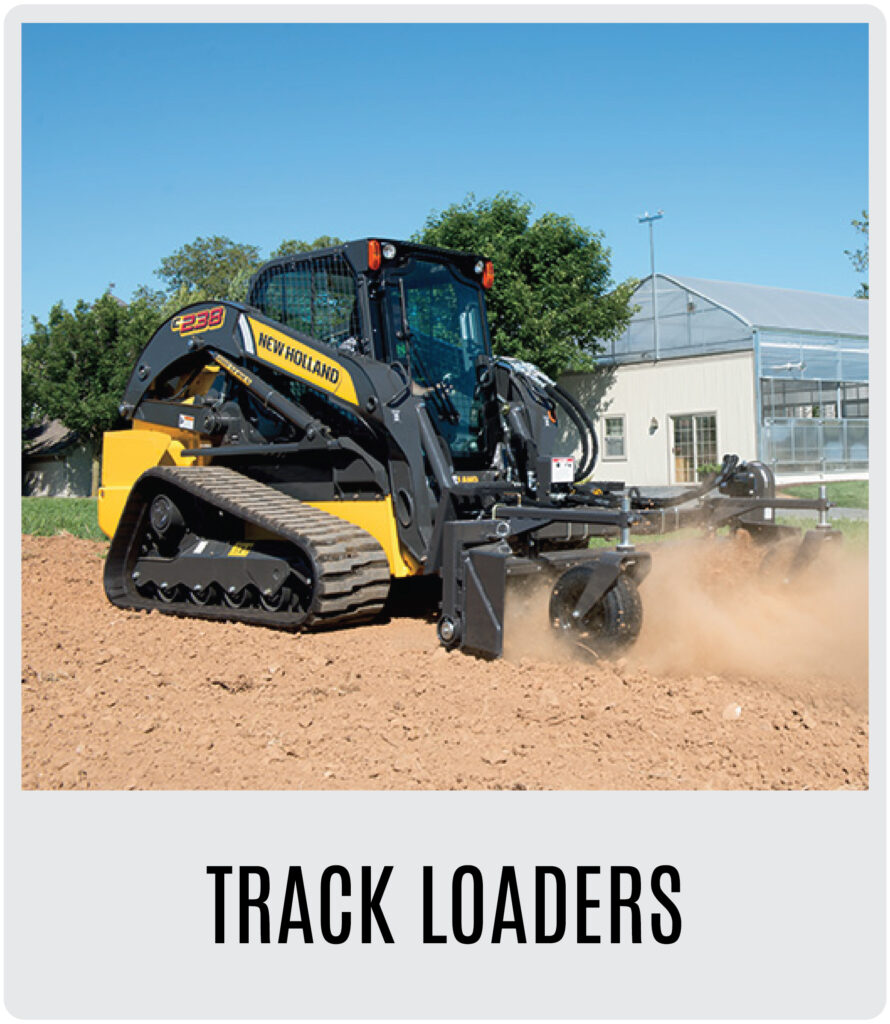 New Holland Track Loaders