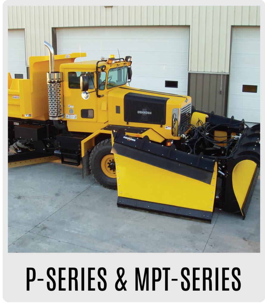 Oshkosh P-Series & MPT Series
