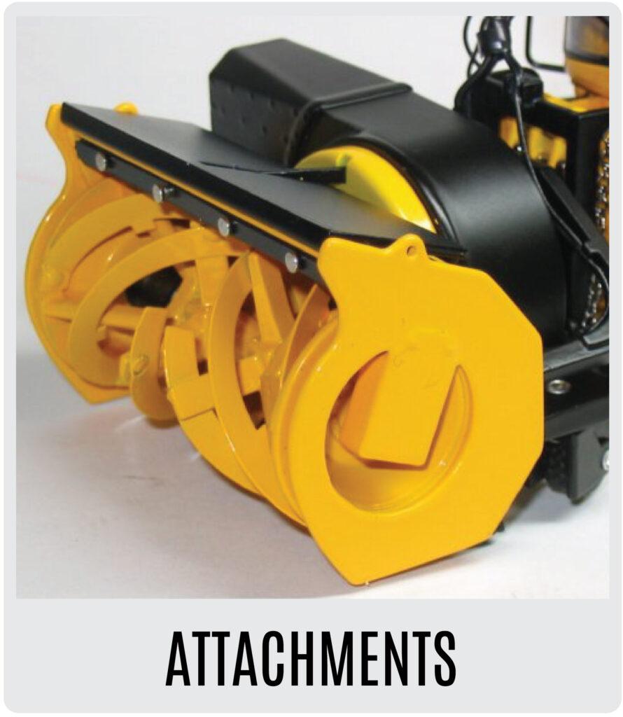 Oshkosh Attachments